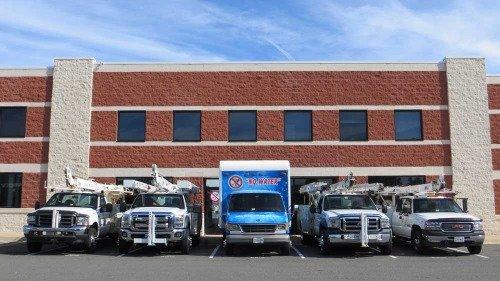 Monticello Pump Service Shop and Trucks