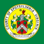 Flag of Spotsylvania County Virginia