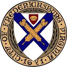 City of Fredericksburg, Va seal