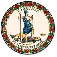The Great Seal of Virginia
